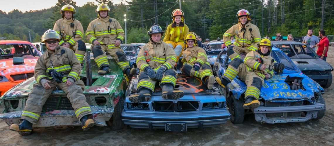 Extrication Team - Cummington Fair